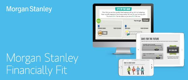 I M Excited To Offer You And Your Family Complimentary Access To Morgan Stanley Financially Fit